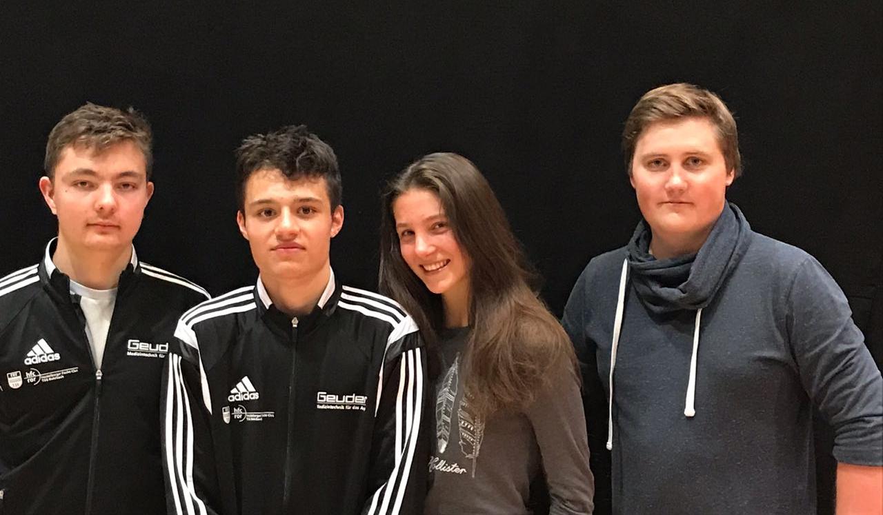 Heidelberg Fechten A-Jugend DM