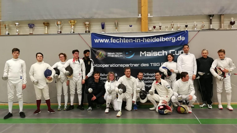 Heidelberg Fechten Maisch-Cup