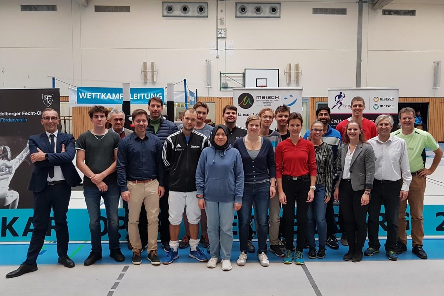 Heidelberg Fechten - Rhein-Neckar Open