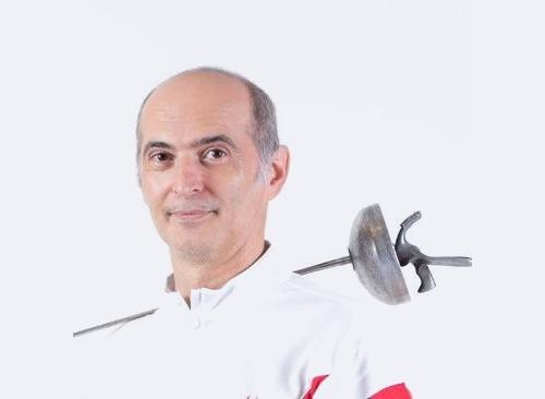 Heidelberg Fechten Trainer Giorgio Guerrini